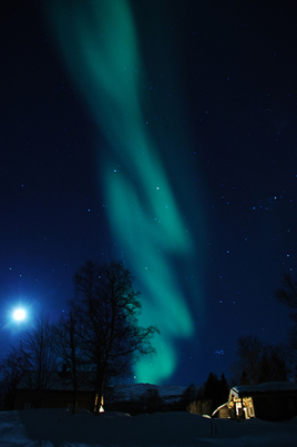 nordlys northern light